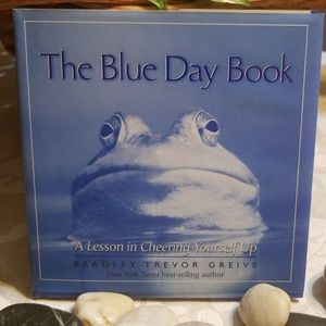 The Blue Day Book, A Lesson in Cheering Yourself U